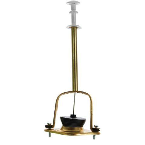 Сливной механизм с грушей. Цена в магазине Леруа Мерлен — 140 рублей