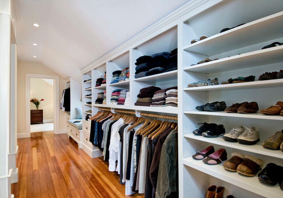 Помещение гардеробной