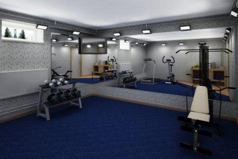 Личный тренажерный зал – мечта многих людей