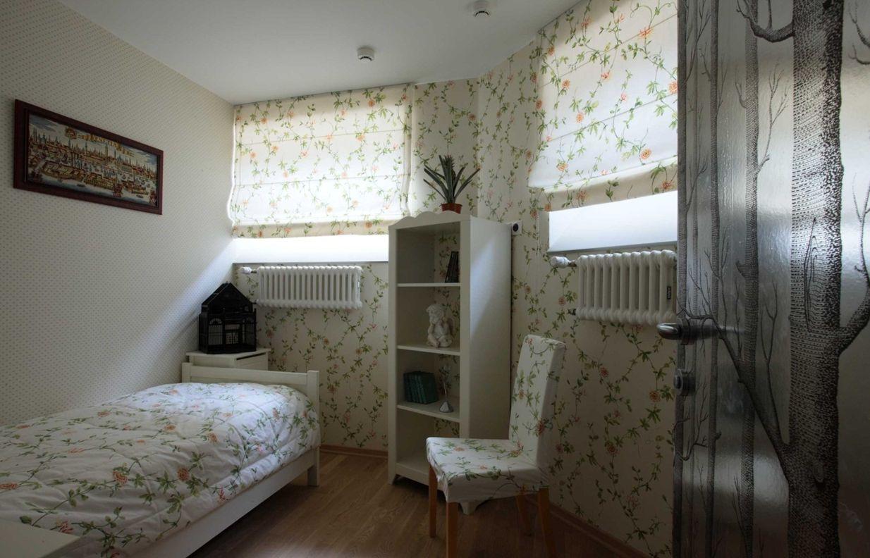 Прованс в девичьей спальне