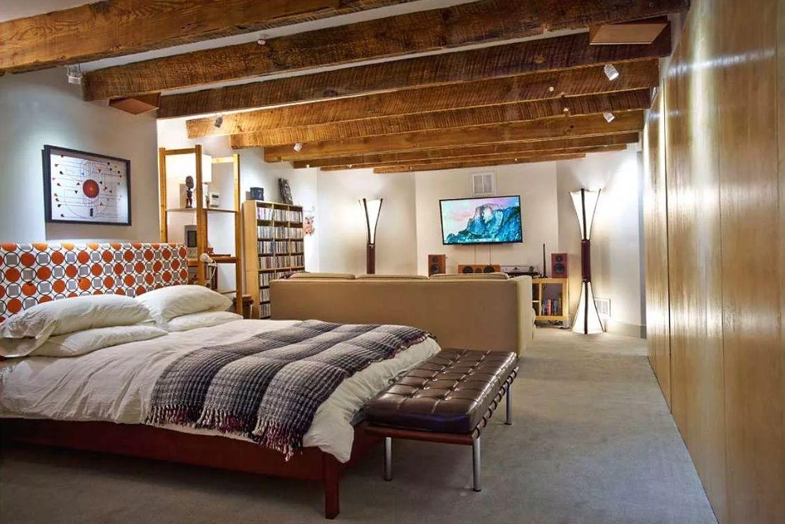 Родительская спальня с гостевой зоной