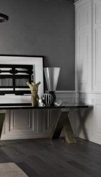 Серый цвет всегда в тренде – современная классика
