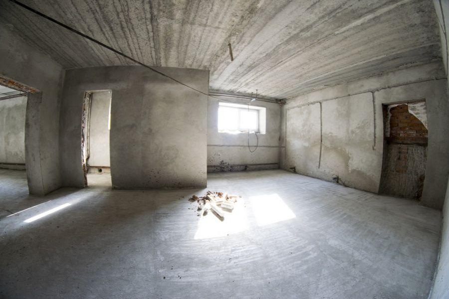 Помещение цокольного этажа жилого дома