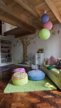 Отличное место для детских игр