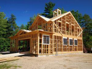 способы строительства дома