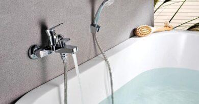 рейтинг смесителей для ванной с душем